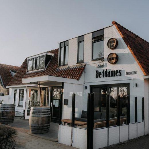 Hotel De 4 dames