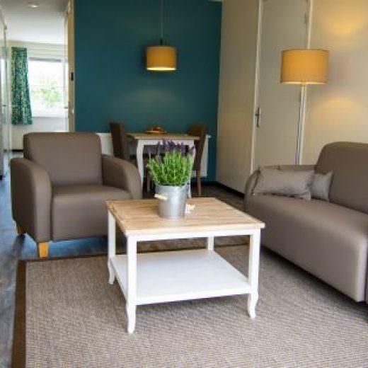Roompot Strandplevier Hotelsuites Duynsuite 4