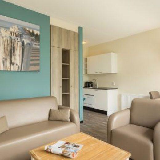 Roompot Strandplevier Hotelsuites Zeesuite 2