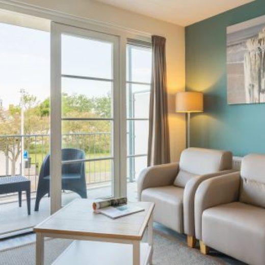 Roompot Strandplevier Hotelsuites Meerpaalsuite 2