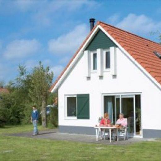 Landal Natuurdorp Suyderoogh | 6-persoonsbungalow | type 6D1 | Lauwersoog, Groningen