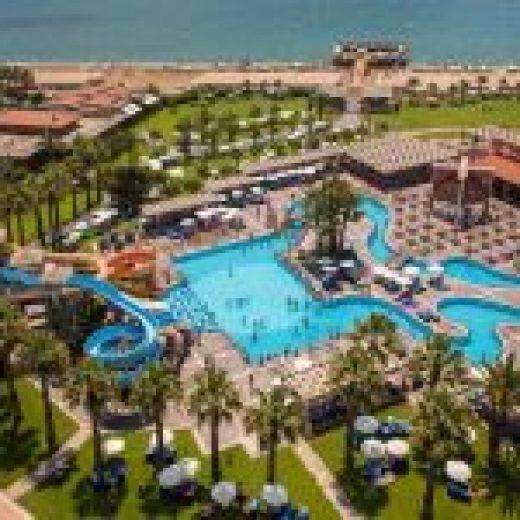 Club MEGA Saray (hotel)