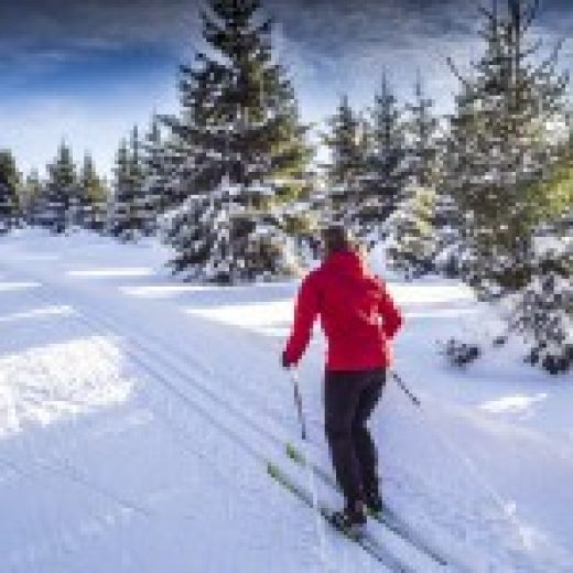 Single Reis langlaufen & winterwandelen in Tirol